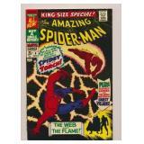MARVEL COMICS AMAZING SPIDER-MAN ANNUAL #4 SA