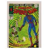 MARVEL COMICS AMAZING SPIDER-MAN ANNUAL #5 SA