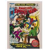 MARVEL COMICS AMAZING SPIDER-MAN ANNUAL #6 SA