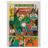 MARVEL COMICS AMAZING SPIDER-MAN ANNUAL #7 BRONZE