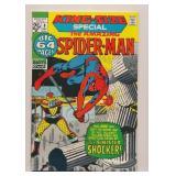 MARVEL COMICS AMAZING SPIDER-MAN ANNUAL #8 BRONZE