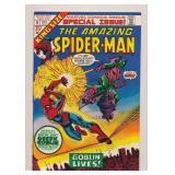 MARVEL COMICS AMAZING SPIDER-MAN ANNUAL #9 BRONZE