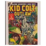 ATLAS COMICS KID COLT OUTLAW #43 GOLDEN AGE
