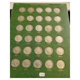(30) Buffalo Nickels