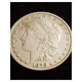 1879 O Morgan Silver Dollar High Grade