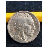 1886  Buffalo Nickel