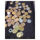 Large Bag of Collectable Tokens