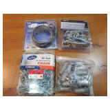 Engine Lift Chain, Springs, Steel Cable