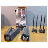 Portable Roof Snap Rack, Tool Hooks