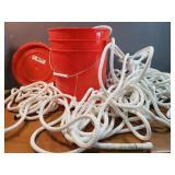 White XTC 150, 16 Strand Rope