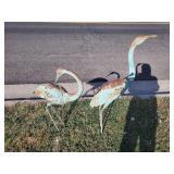 Flamingo Lawn Decorations