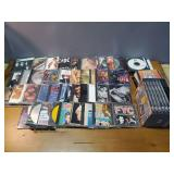 CD & DVD Collection