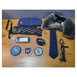 ROTC Apparel and Snow Cap