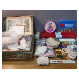 Assorted Sewing Supplies