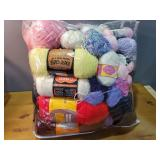 Yarn Bag w/Contents