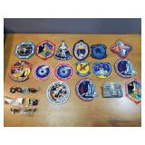 Patches, Pins & More