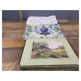 Place Mats and Decor
