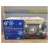 Year Round Outdoor Projector