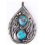 Native American, Sterling, Silver