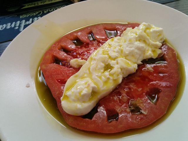 Tomate Burrata