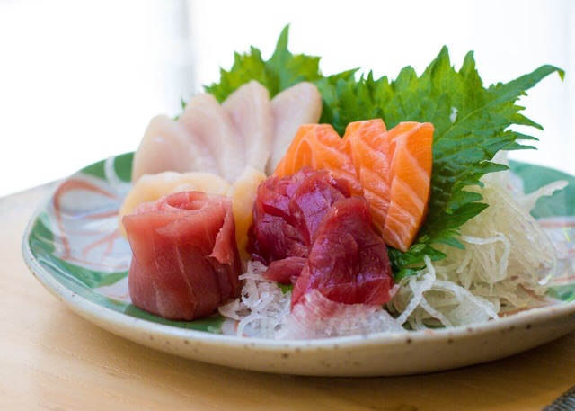 Sashimi - 7 clases