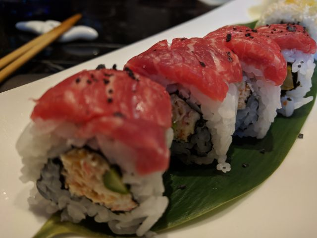 Billionaire roll
