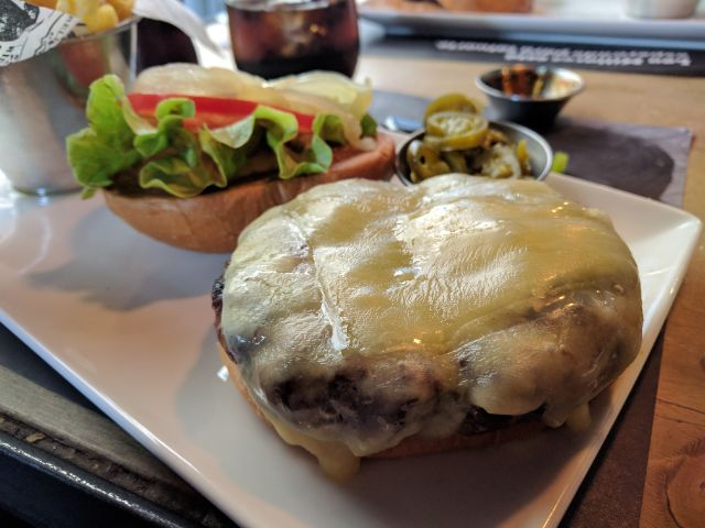 Steak Burger - Buey - prudente 250g
