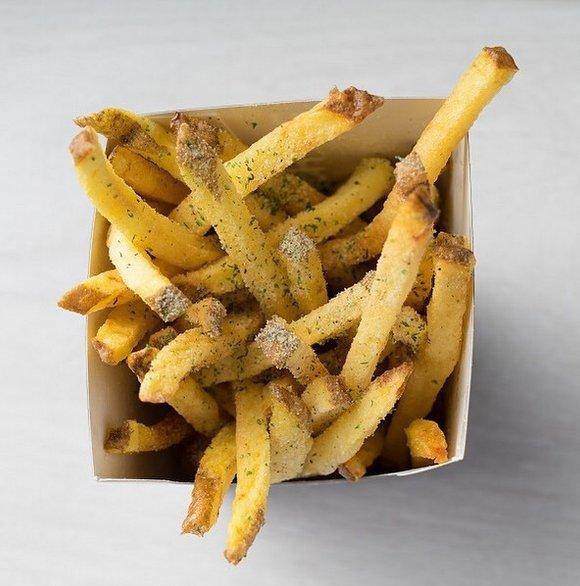 Patatas Fritas Condimentadas