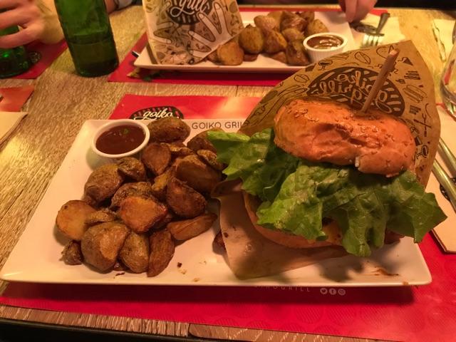 Burger La Yankee