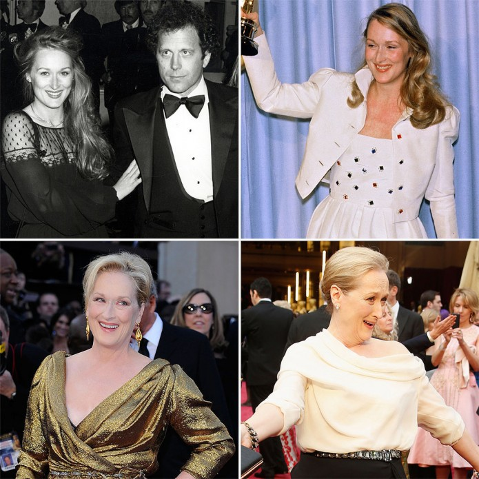 Pictures-Meryl-Streep-Oscars-Over-Years