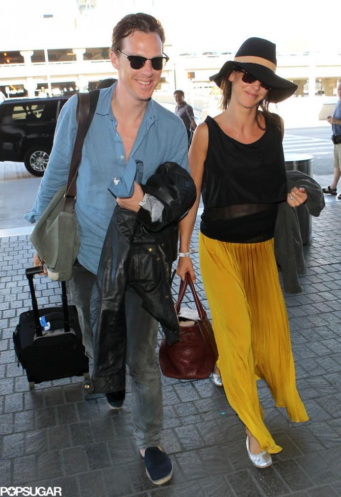 Benedict-Cumberbatch-Sophie-Hunter-After-Honeymoon