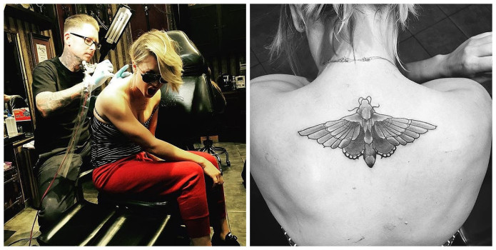 Kaley-Cuoco-Gets-Wedding-Date-Tattoo-Covered-Up_副本