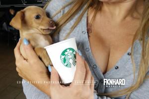 eddy-dejesus-photography-fknhard-magazine-starbucks-puppuccino-whip-cream-drink-cute-puppy-tongue-taste-buds