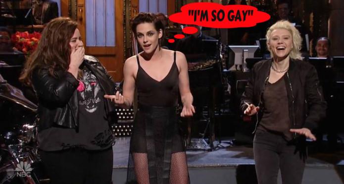 Kristen-Stewart-said-IM-SO-GAY-on-SNL