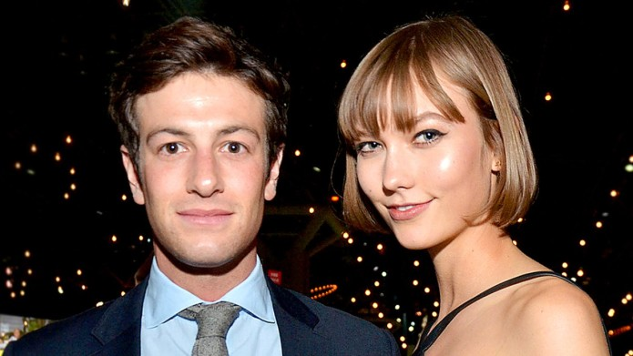 karlie-kloss-and-joshua-kushner
