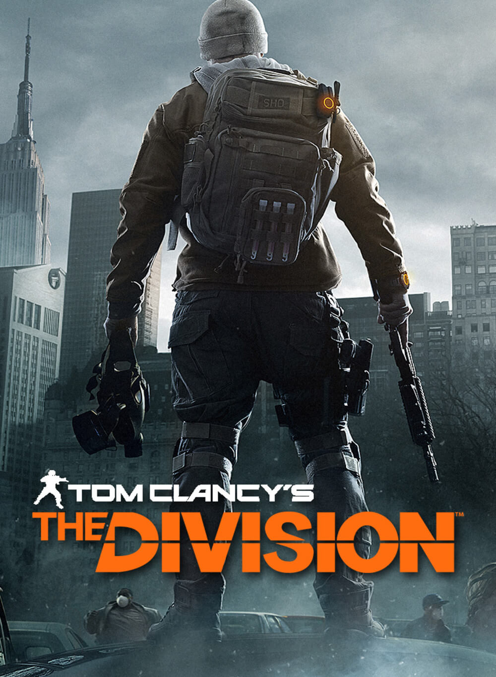 game cover of The Devision.