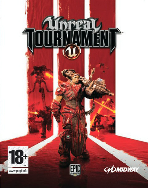 game cover of Unreal Tournament.