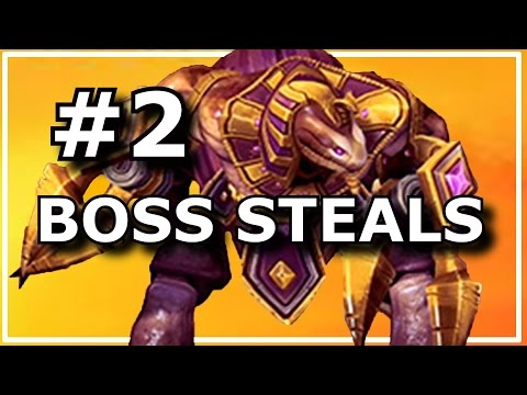 Heroes of the Storm gameplay video.