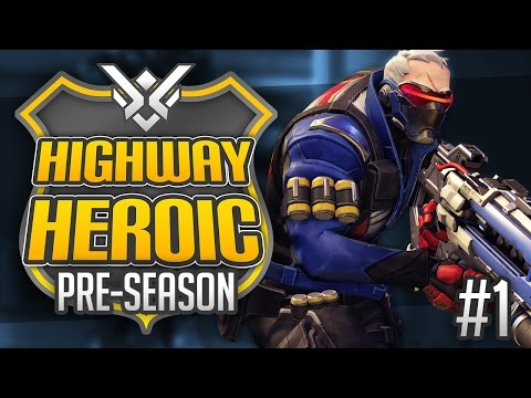 Overwatch gameplay video.