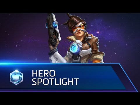 Heroes of the Storm review video.