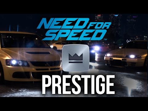 Need For Speed - Prestige Mode Gameplay, Going For Gold & Failing