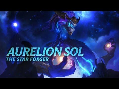 League Of Legends review video.