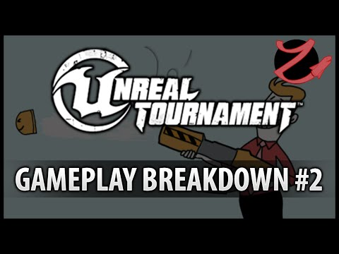 Unreal Tournament gameplay video.