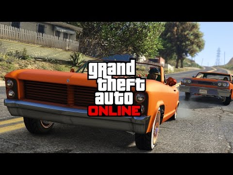 GTA V Online Stream - Playlist of Adversary Modes
