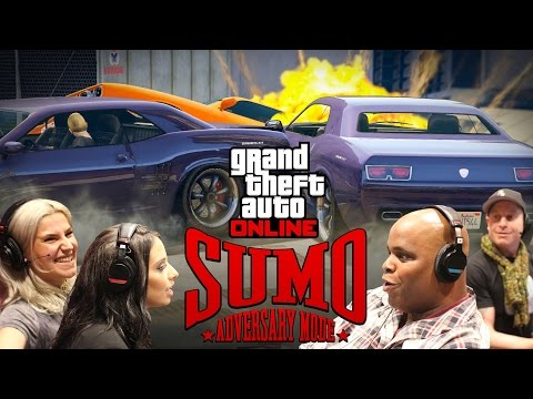 GTA V Online Sessions - SUMO