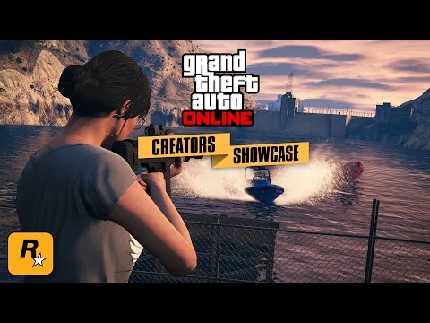 GTA V Stream - Sniper Jobs: Creators Showcase