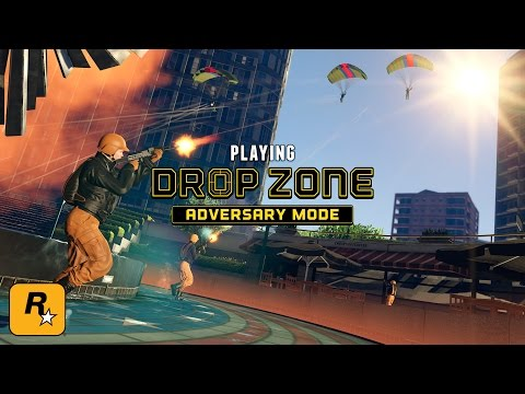 GTA V Stream - Drop Zone