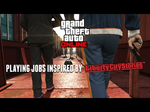 GTA V Stream - Player-Created Jobs Inspired by Grand Theft Auto: Liberty City Stories