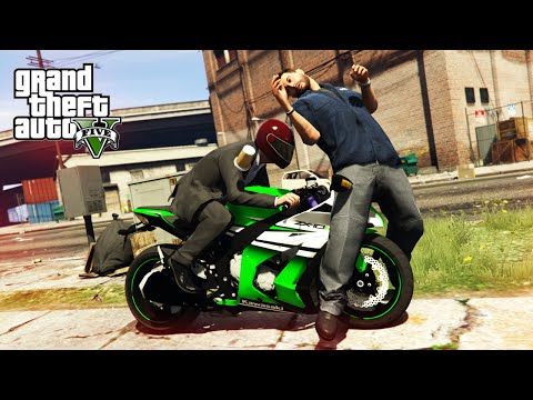 GTA V Funny Moments & Fails Compilation!