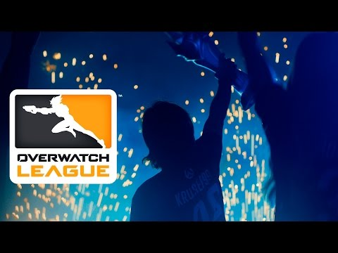Overwatch tournament video.